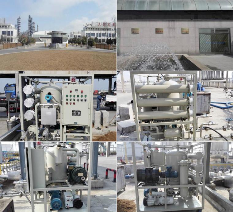 滤油机工作原理及基本配件有哪些